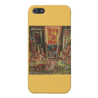 TIMES SQUARE KIEV COVER FOR iPhone SE/5/5s