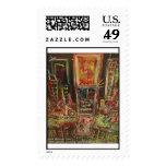 Times Square kiev Stamp