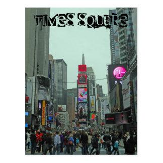 Times Square Manhattan New York Postcard
