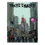 Times Square Manhattan New York Postcards