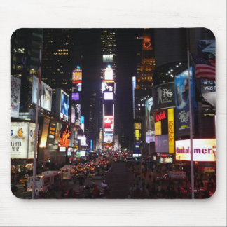 times square mouse pad