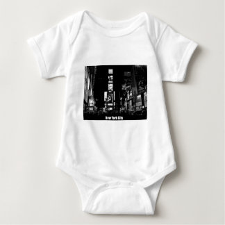 Times Square-New York Baby Bodysuit