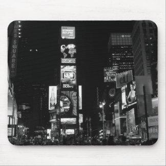 Times Square New York City Alfombrillas De Raton