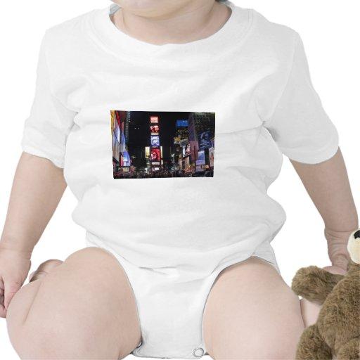 Times Square New York City Camisetas