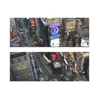 Times Square New York City Canvas Print