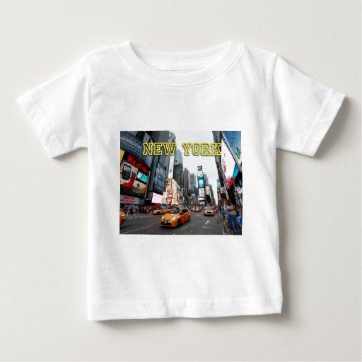 Times Square New York City los E.E.U.U. Camisas