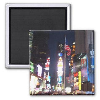 Times Square New York City los E E U U Cricke Iman