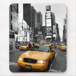Times Square New York City los E.E.U.U. Tapetes De Ratones