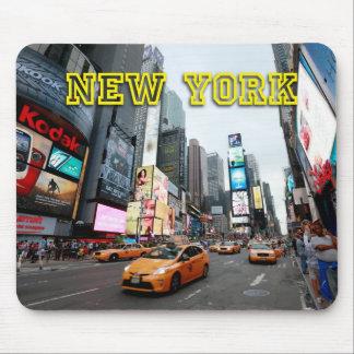 Times Square New York City los E.E.U.U. Alfombrillas De Ratones