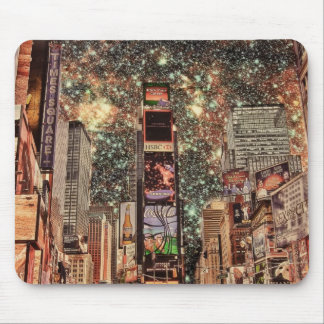 Times Square, New York City Mouse Pad