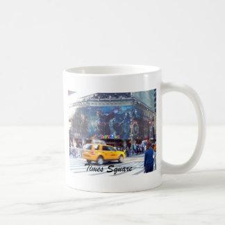 Times Square, New York City Mug