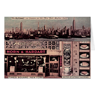 Times Square, New York City, New York Card