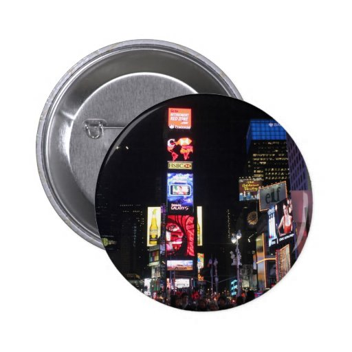Times Square New York City Pins