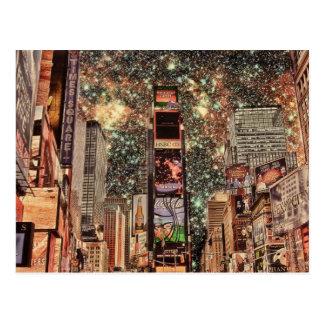 Times Square, New York City Postcard