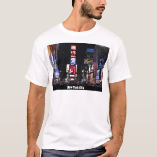 Times Square New York City T-Shirt