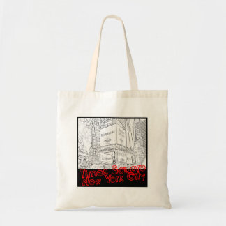 Times Square, New York City Tote Bag