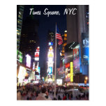 """Times Square, New York City, USA""  CricketDiane A Post Card"