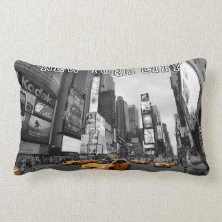 Times Square New York City USAs Pillows