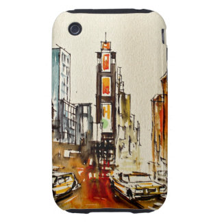 Times Square New York iPhone 3G/3GS Case Tough
