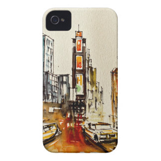 Times Square New York iPhone 4 Case-Mate ID