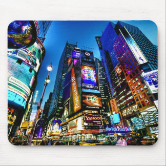 Times Square New York Mouse Pad