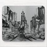 Times Square New York Mousepad