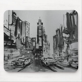 Times Square New York Mousepad