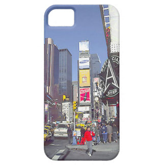 Times Square New York NY iPhone SE/5/5s Case