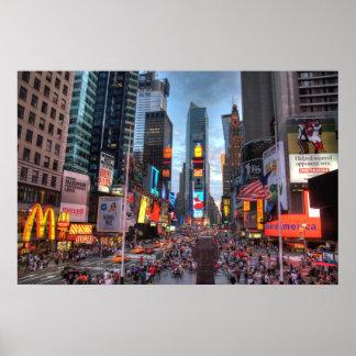 Times Square-New York Print