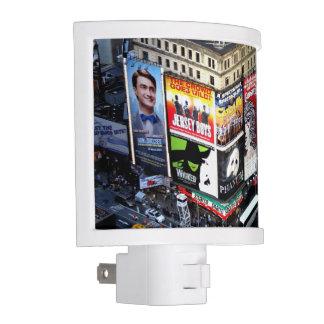 Times Square Night Light