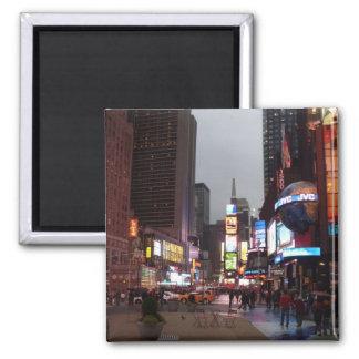 Times Square Nueva York Imán