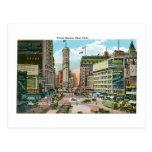 Times Square Nueva York Tarjetas Postales