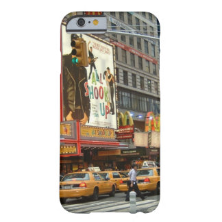Times Square NY Barely There iPhone 6 Case