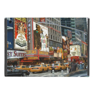 Times Square NY Cover For iPad Mini