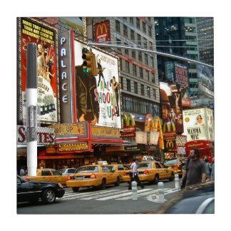 Times Square NY Dry Erase Board