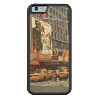 Times Square NY Funda De iPhone 6 Bumper Arce