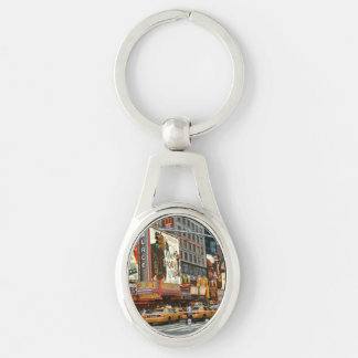 Times Square NY Keychains