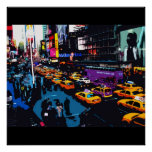 Times Square, NY Posters