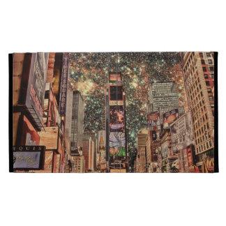 Times Square NYC iPad Folio Case