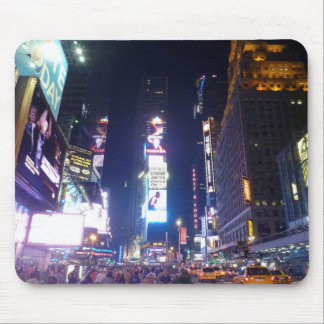 times square nyc mouse pad
