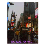 TIMES SQUARE NYC POST CARDS