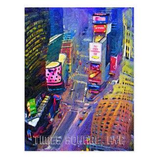 Times Square, NYC Postal
