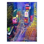 Times Square, NYC Tarjetas Postales