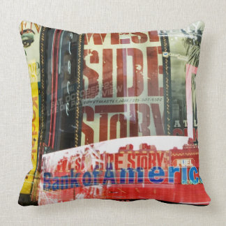 Times Square Pillows