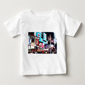 Times Square Playera De Bebé