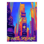 TIMES SQUARE Post Card