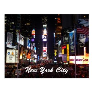 Times Square Postales