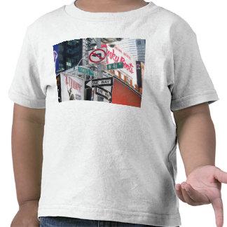 Times Square Signs Tshirt