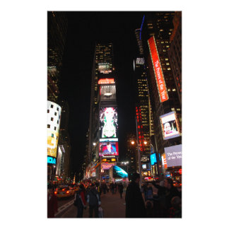 Times Square Stationery