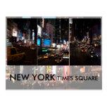 Times Square Tarjeta Postal